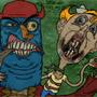 Flape Jake and Ko Nukkiez v2 by MadCow