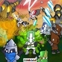 CASTLE CRASHERS FANART by Fman101