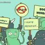 Monday Picket Line