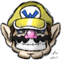 Wario by LonerCroissant