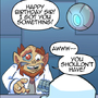 The Reset Button: Mechanico's Birthday by geogant