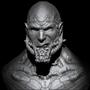 Cyborg Sculpt by vxm
