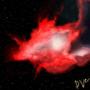 Nebula Study by Diverart