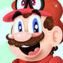 Super Mario Odyssey by FroggywithFries