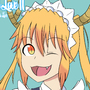 Tohru Dragon Maid by Plazmix