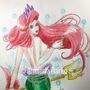 Ariel by amandadarko