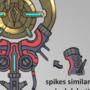 Warframe: Portal Lance Concept by Bentusi-Paladin