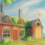 Gretchen's house by Kayas-Kosmos