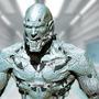 Cyborg Bust by vxm