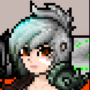 Riven - League of Legends Pixel Art! by DJEvilNeon