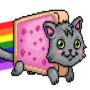 16-Bits NyanCat