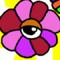 Artsy Papa's Flower Garden Glow