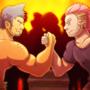 COLLAB - Arm Wrestle