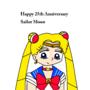 Happy 25th Anniversary, Sailor Moon