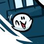 Boo!! by IkaroKruz