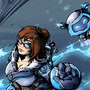 Overwatch Mei by EvanScale