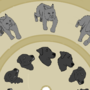 The Black Dog of Hanging Hills by LDAF