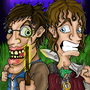 Lord of the Hogwarts and the Half Blood Hobbit by BigMike1996