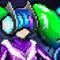 DJ Sona - League of Legends Pixel Art!