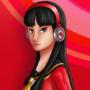 Yukiko (P4 Dancing All Night) by Vitor-M