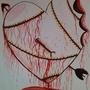 Bleeding Heart by JokerinaQuinn