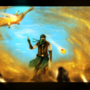 Steampunk pirate by Stellarian
