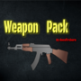 Weapon pack by DoesFireBurn