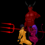 Demon Sentry by PGSPOTSTUDIOS