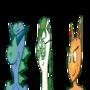 Tim the Flazo Character Headshots - Basic