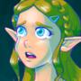 Zelda Breath of the Wild by ArtistGamerGal