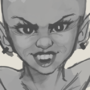 whipping out the painting grayscale practice again by sirtasket