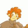 Lion Knight by Hukeng