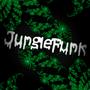 Junglefunk Album cover art.