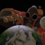 Pyro Destroyer of the lost planets by ScorpyJunior