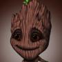 Baby Groot :) by ReincARTnate