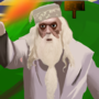 LOTHW COTM MARCH 2017 - Gandalf And Dumbledore by jaricreations