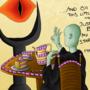 COTM - Tea Time by fangirlofsatan