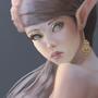 Color Study Portrait