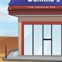 Delicious Domino's Pizza