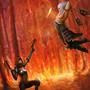 Diablo fanart: cant train without pain