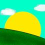 Sunny Background (01) by RxSFM