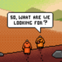 pixel comic panel #1 by UltimoGames