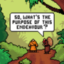 pixel comic panel #2 by UltimoGames