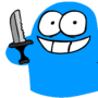 Bloo is crazy by Blockman20