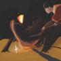 Potter Seeking the Arkenstone by Stormdance