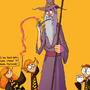What's Up, Professor Gandalf? by PreetamDhar