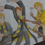 Progress - The fellowship of Hogwarts