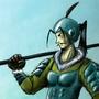 Warrior by ValterValyun