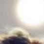 foggy sun by sylvrn