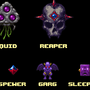 XENOCAVE Various Enemies by catkingstudio